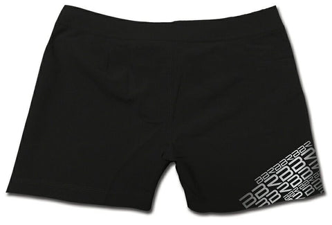 Buccaneer Board Riders Women's Silver Surfer Boardshorts