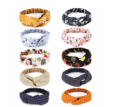 Criss Cross Headbands