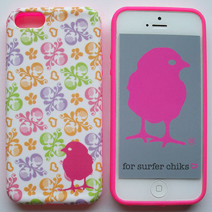 Chik Wax iPhone Case