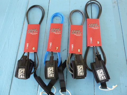 Crow Haley Surf Leashes