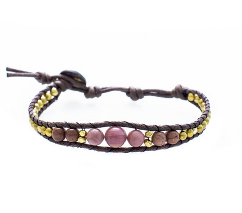 Lotus and Luna Desert Bloom Sahara Siren Bracelet