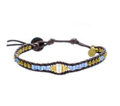 Lotus and Luna Desert Breeze Flash Flood Warning Bracelet