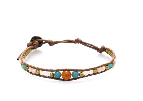 Lotus and Luna Desert Breeze Orchard Breeze Bracelet