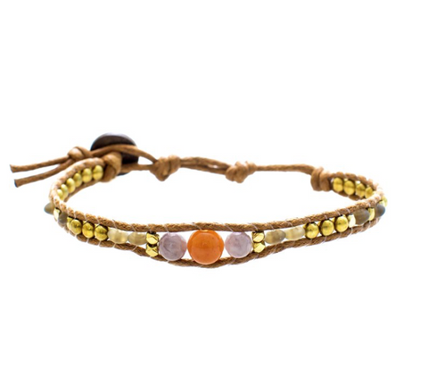 Lotus and Luna Desert Bloom Tumbleweed Tango Bracelet