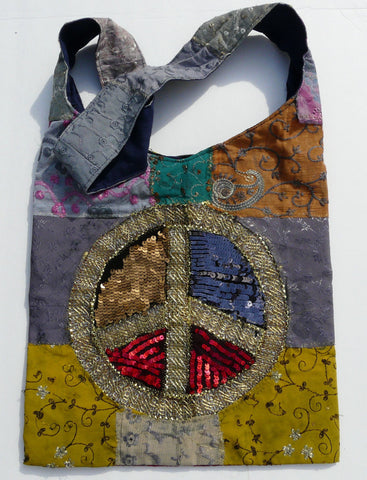 Poor Hippie! Peace! Bag 1