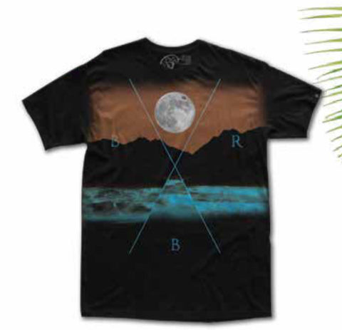 Buccaneer Board Riders Bad Moon Rising Teeshirt