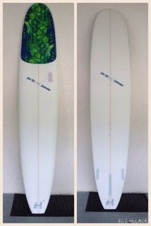 "Low Key Surfboards 9'0"" Long Board"