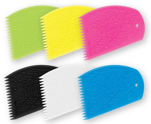 Sticky Bumps Wax Combs