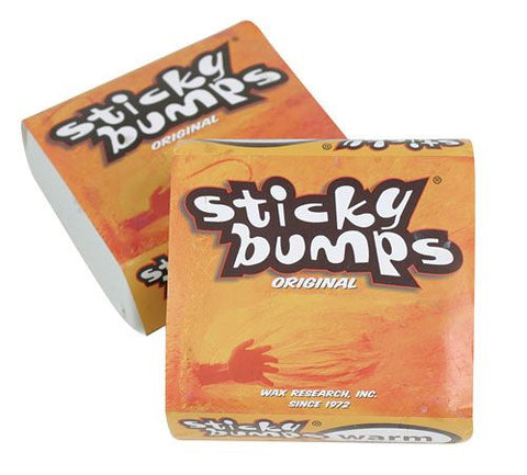 Sticky Bumps Original Wax: Warm - Tropical