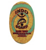 Original Indo Board Rasta -- Deck Only