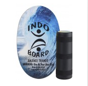Original IndoBoard Wave -- Deck Plus Roller