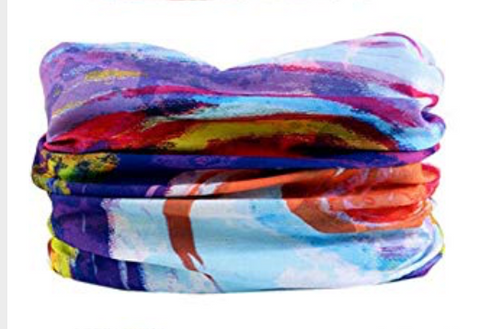 Boho Series Buffs Tie Die