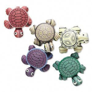 Small Turtle Magnets
