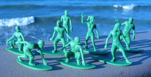 The Original  AJ's Toy Boarders Series Surf 1