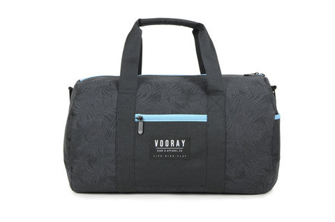 Vooray Roadie Gym Duffel Bag Folium Black