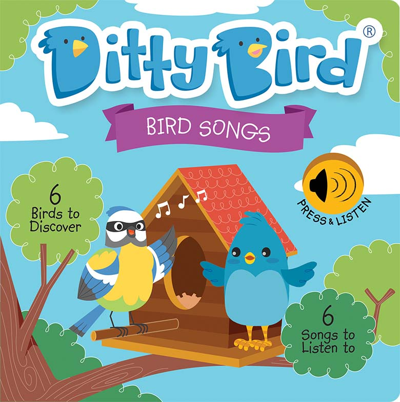 DITTY BIRD -  BIRD SONGS