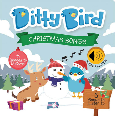 DITTY BIRD - CHRISTMAS SONGS  (Wholesale only)