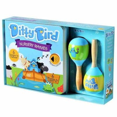 Gift Set - Nursery Rhymes