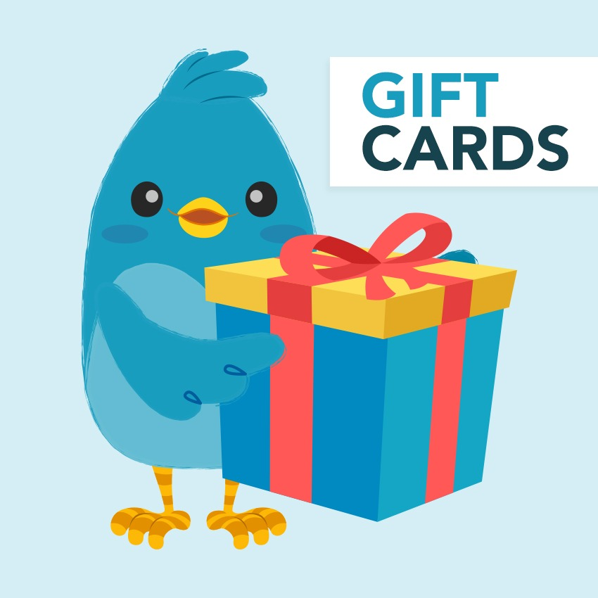 DITTY BIRD - Gift Card