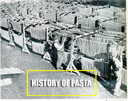 The History of Pasta