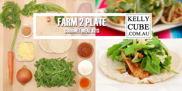 Farm 2 Plate - Healthy Dinner Meal Kits Delivered Melbourne