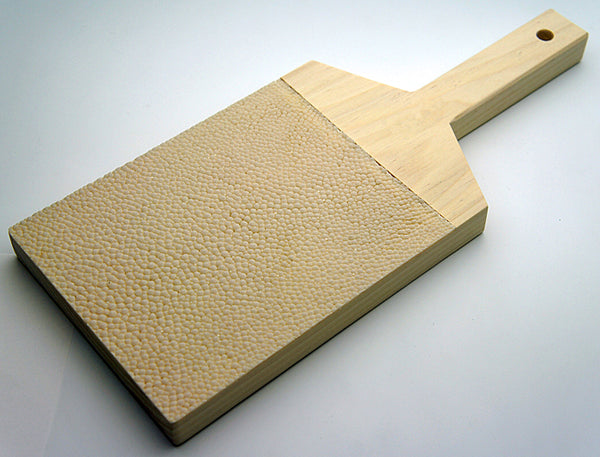 Wasabi Board Shark Skin traditional kelly cube