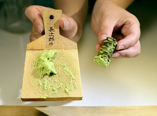 Mountain Wasabi Grate How to make kelly cube