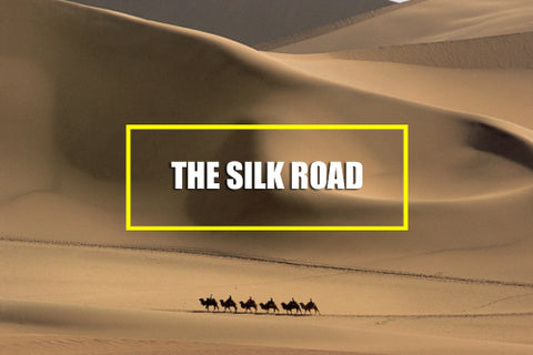 The Silk Road - Food Culture Travel Inspire