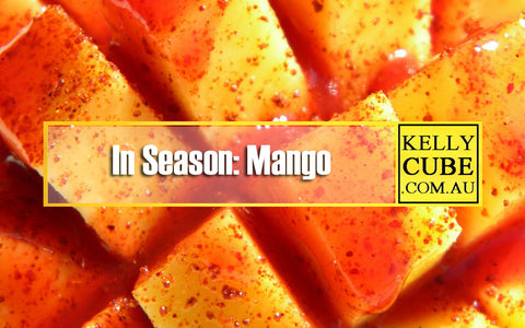Summer In Season - Mango - Recipe, Nutrition, Fun Facts