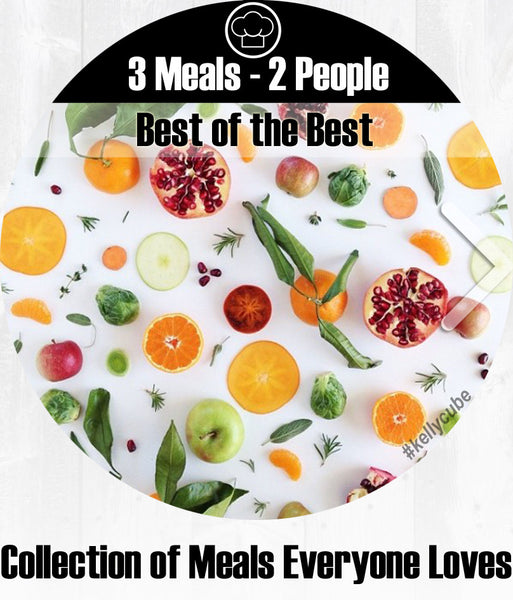 The Best Collection: Delicious Gourmet and Fun Dinners