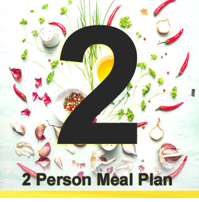 2 Person Meal Plan