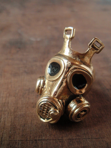 Gas Mask (ring)