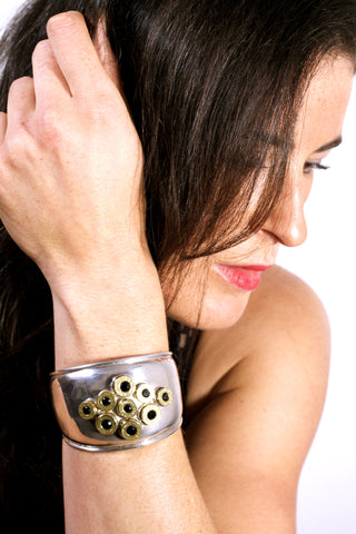 Bush Bling Glamour Cuff.
