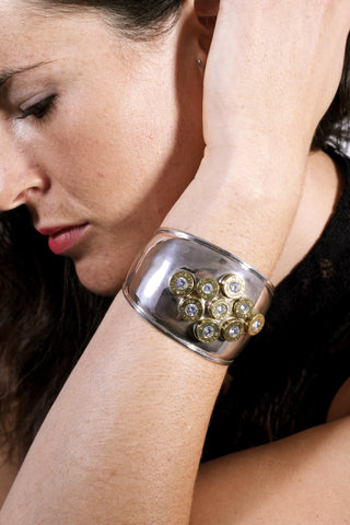 bush bling glamour cuff