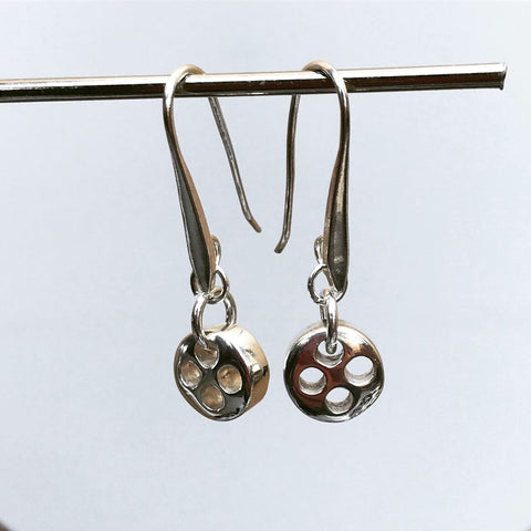 button hook earrings