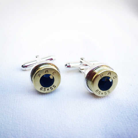 Identify Your Target Jewels, Bush Bling Cuff Links.