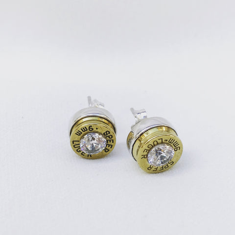 Identify Your Target Jewels, Bush Bling Earrings