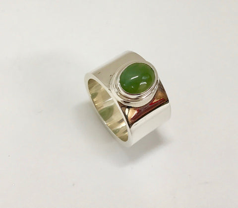 earth ring mid green