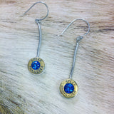 bush bling glamour dangle earrings