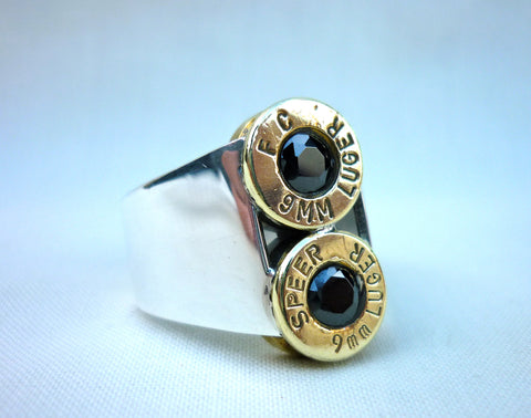 elevation ring with drop set bullets.
