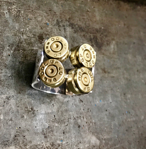 button buck ring (no inlay)