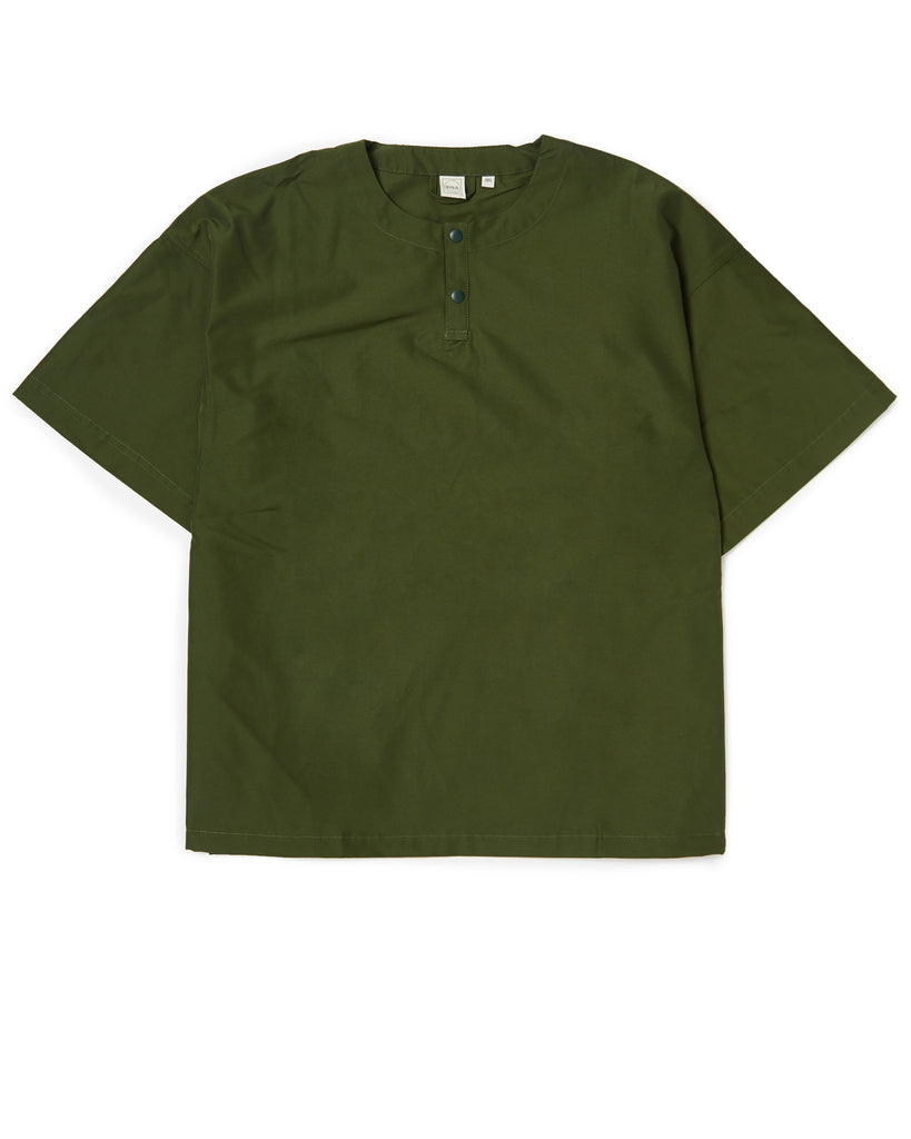 Cage Jacket - Forest Green