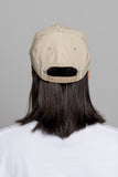 paa - 60/40 Pleat Cap - Light Khaki Grosgrain