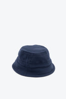 paa - Bucket Hat Two - Navy Polar Fleece