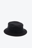 paa - Bucket Hat One - Charcoal Melton / Black Chamois