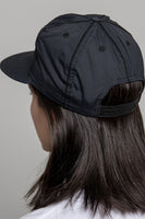 paa - Ball Cap - Black Nylon Tussah