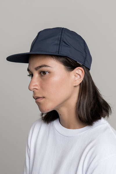 paa - Ball Cap - Navy Nylon Tussah