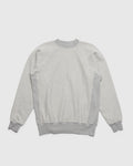 Crewneck Sweatshirt Two - Heather Grey