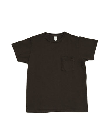 Pocket Tee - Cacao