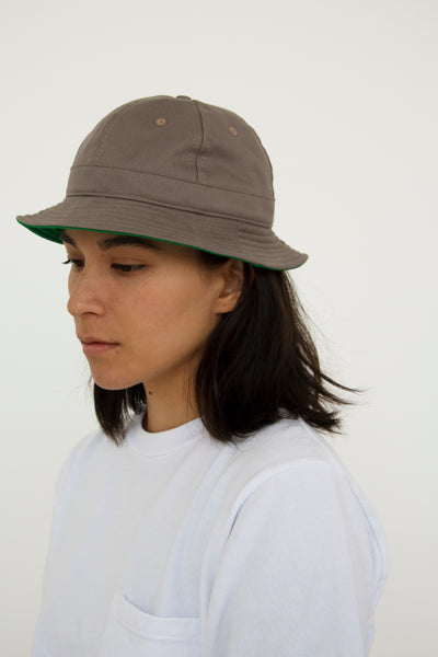 paa - Tennis Hat - Brown Smoke Drill